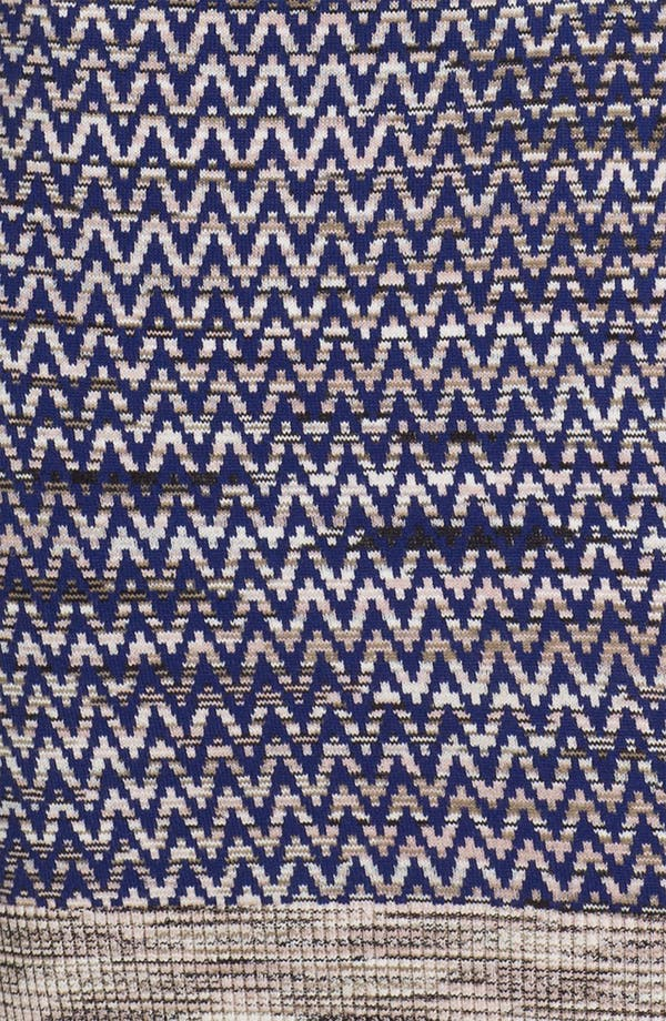 Alternate Image 3  - French Connection 'Space Baby Knits' Chevron Sweater Dress