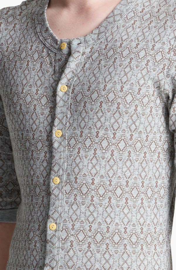 Alternate Image 3  - Topman Aztec Print Pajamas