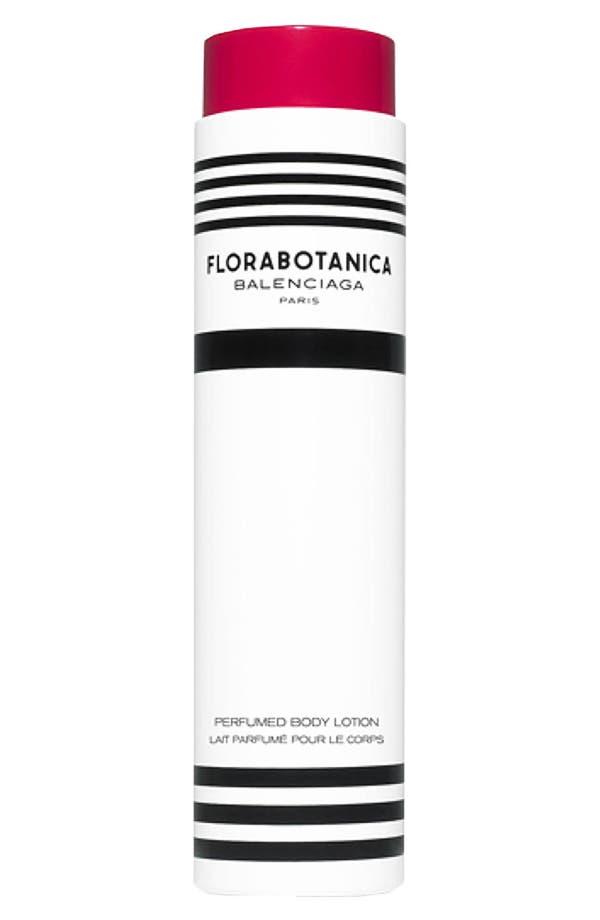 Alternate Image 1 Selected - Balenciaga Paris 'Florabotanica' Perfumed Body Lotion