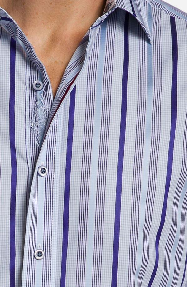 Alternate Image 4  - Robert Graham 'Buckingham' Sport Shirt