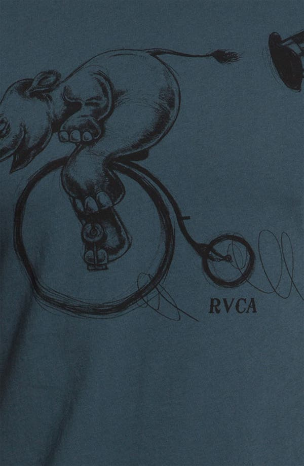 Alternate Image 3  - RVCA 'Rhino Charge' T-Shirt