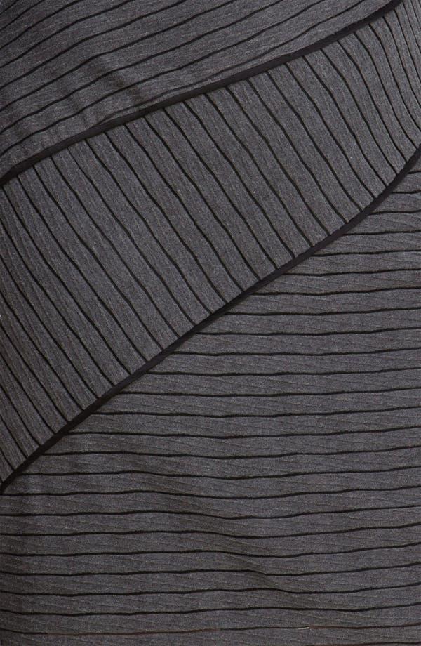 Alternate Image 3  - Adrianna Papell Asymmetric Seamed Sheath Dress (Plus)