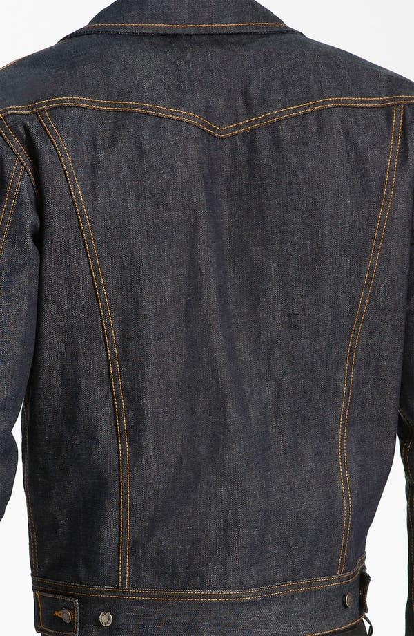 Alternate Image 3  - Nudie Jeans Organic Dry Denim Jacket