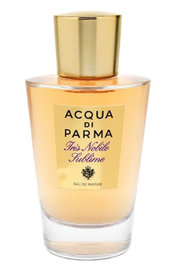 Alternate Image 1 Selected - Acqua di Parma 'Iris Nobile Sublime' Eau de Parfum
