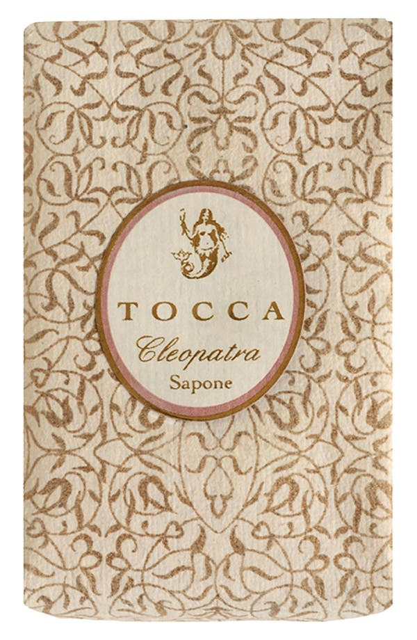 Alternate Image 1 Selected - TOCCA 'Cleopatra' Bar Soap