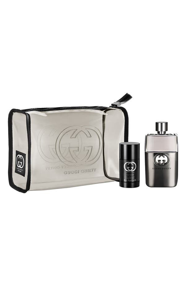 Alternate Image 1 Selected - Gucci 'Guilty pour Homme' Duo ($104 Value)