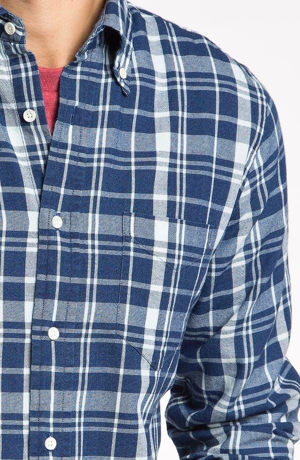 Alternate Image 3  - Gant Rugger 'The Hugger' Check Woven Shirt