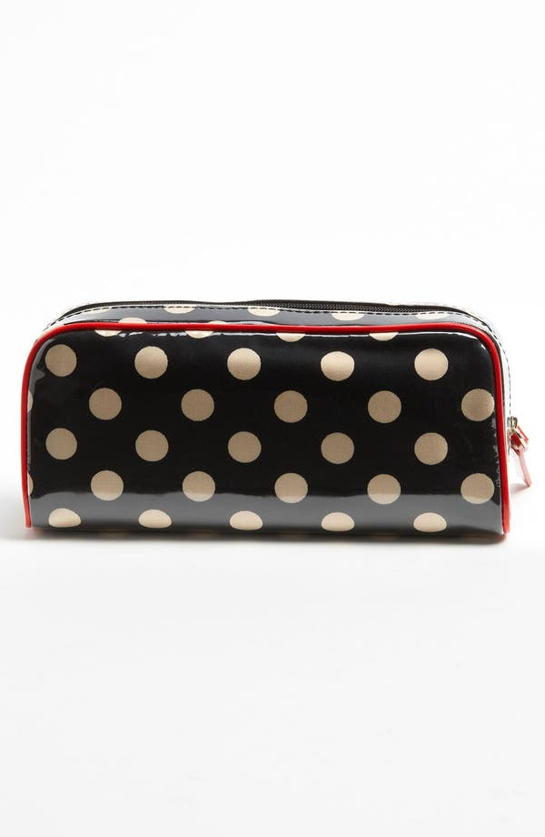 Alternate Image 4  - kate spade new york 'cobblestone - small henrietta' cosmetics case