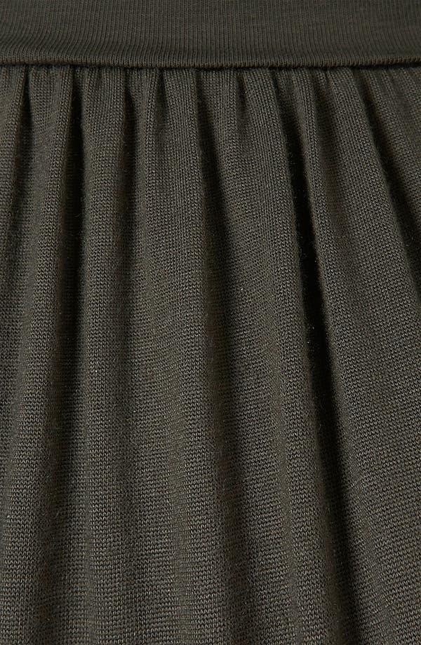 Alternate Image 3  - Topshop Fold Over Maxi Skirt