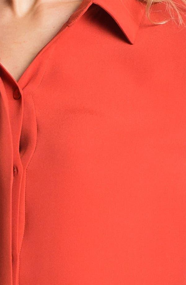 Alternate Image 3  - Vince Silk Shirtdress