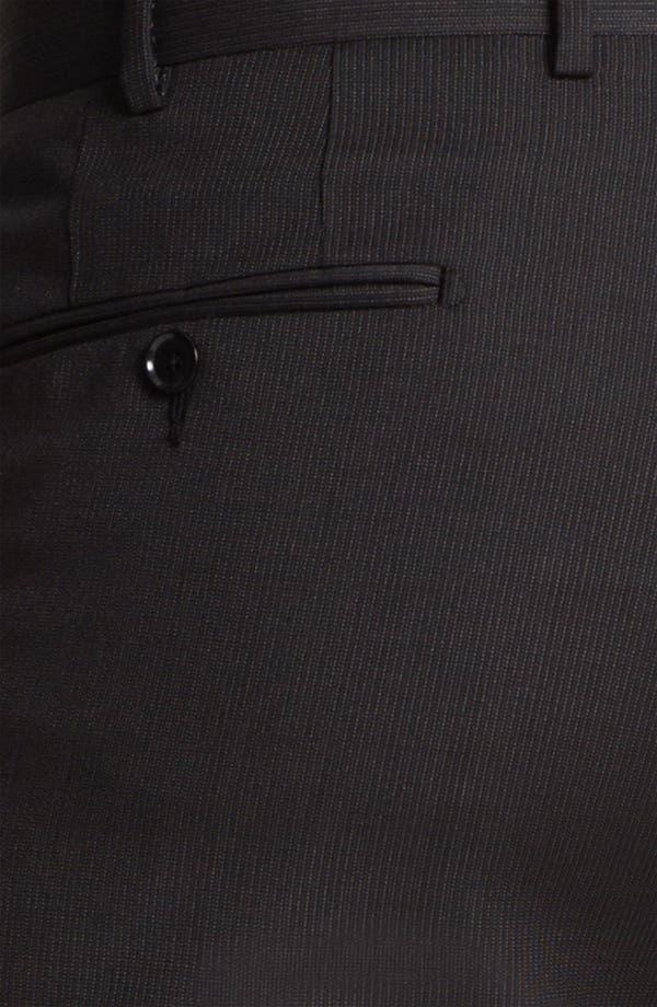 Alternate Image 7  - Pal Zileri Trim Fit Wool Suit