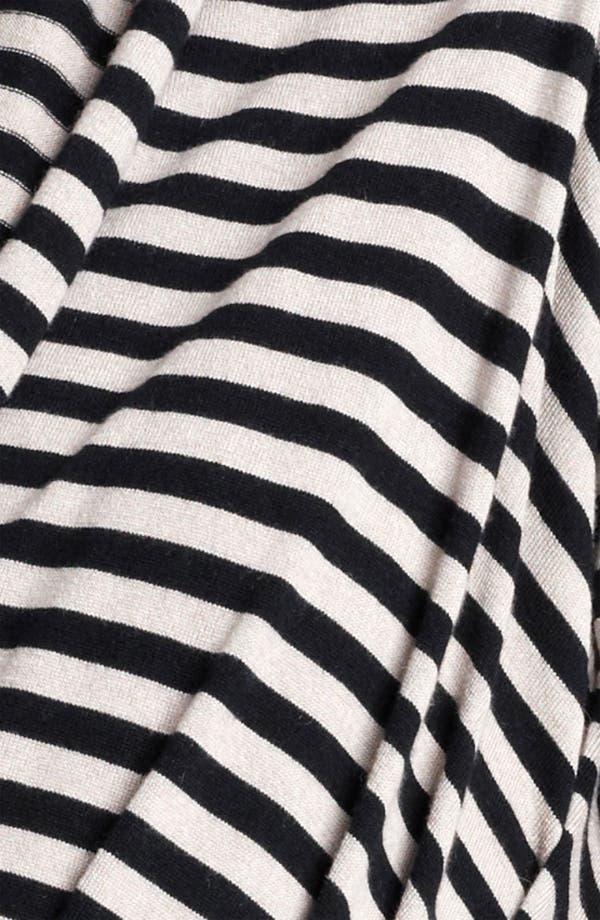Alternate Image 3  - Max Mara 'Pineta' Stripe Silk & Cotton Cardigan