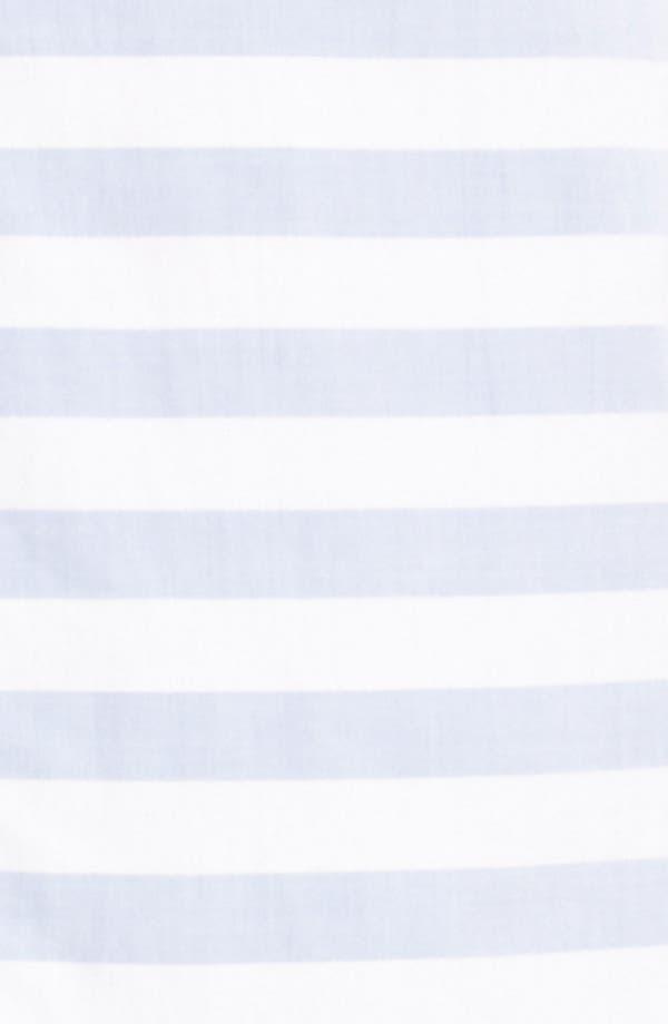 Alternate Image 3  - Band of Outsiders Stripe Silk Shirt