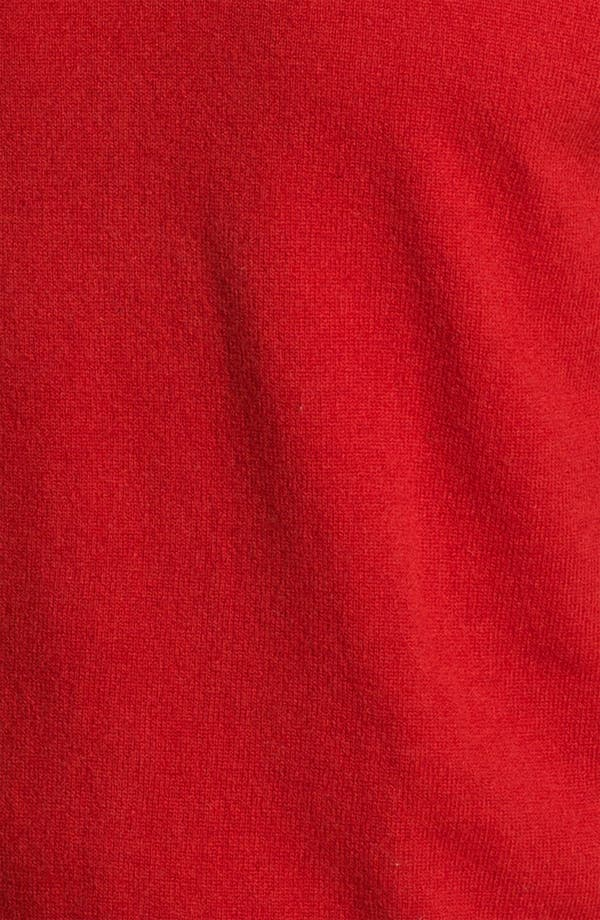 Alternate Image 3  - Lacoste Crewneck Wool Sweater