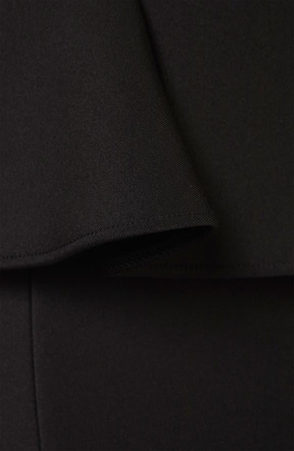 Alternate Image 3  - Topshop Peplum Dress