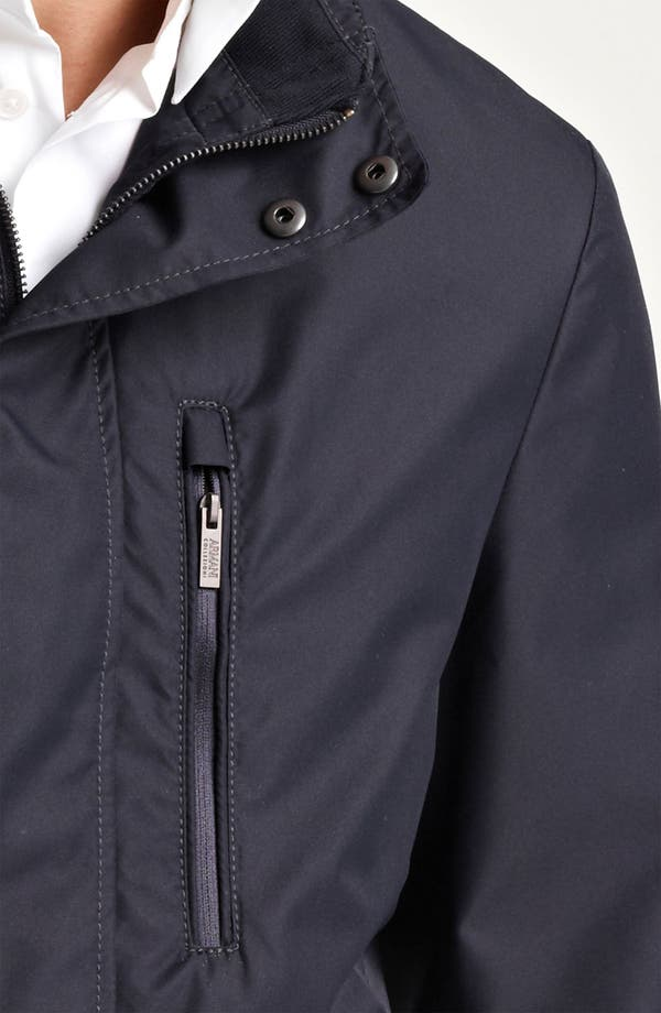 Alternate Image 3  - Armani Collezioni 'Caban New Matrix' Rain Jacket