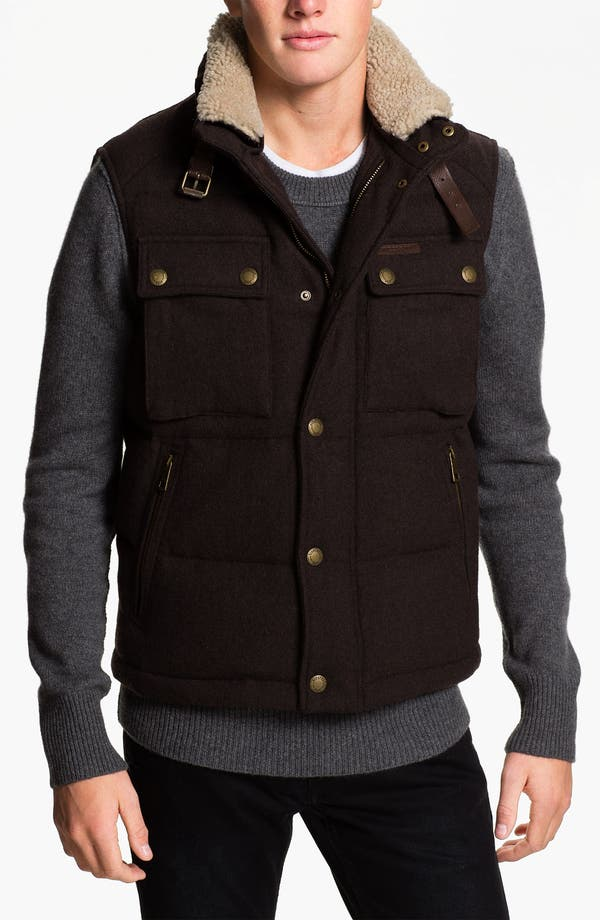 Alternate Image 1 Selected - Burberry Brit Quilted Down Vest