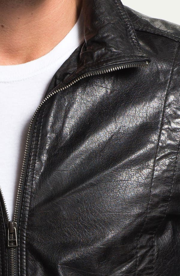 Alternate Image 3  - 7 Diamonds Buffalo Leather Jacket