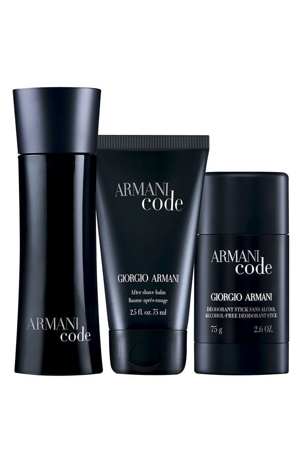Alternate Image 1 Selected - Armani Code Men by Giorgi Armani Set ($131 Value)