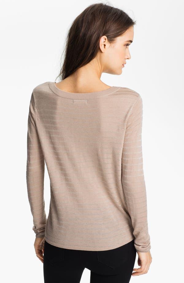 Alternate Image 2  - Trouvé Foil Print Sweater