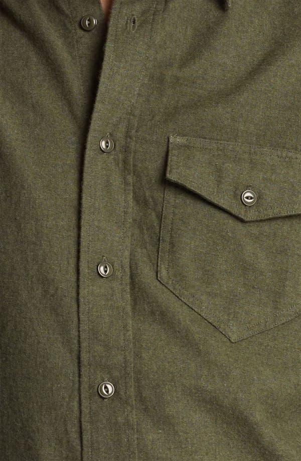 Alternate Image 3  - Grayers Flannel Sport Shirt