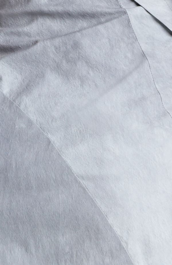 Alternate Image 3  - Donna Karan Collection 'Mineral Paper' Crushed Skirt