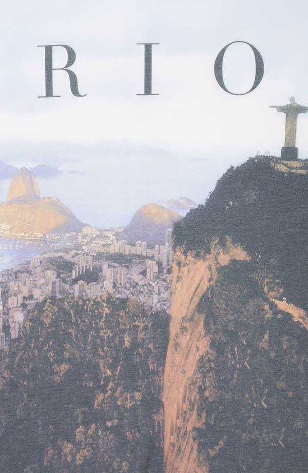 Alternate Image 3  - Topman 'Rio Sublimation' Graphic T-Shirt