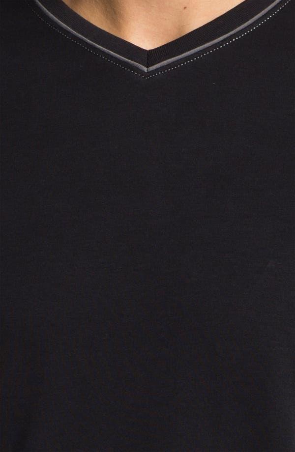 Alternate Image 3  - Robert Barakett 'Georgia' V-Neck T-Shirt