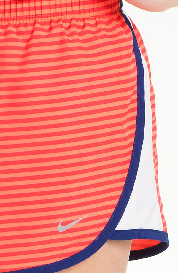 Alternate Image 3  - Nike 'Road Race' Stripe Running Shorts