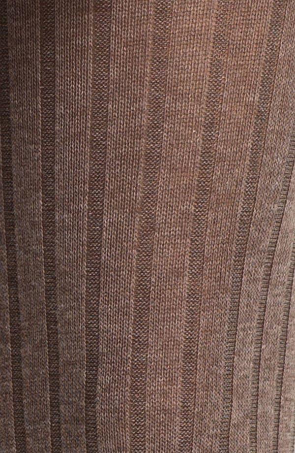Alternate Image 2  - Oroblu 'Angela' Ribbed Cotton Tights