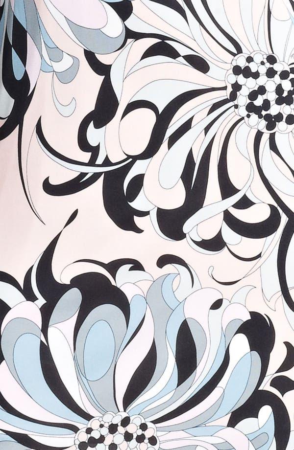 Alternate Image 3  - Emilio Pucci Floral Print Jersey Shift Dress