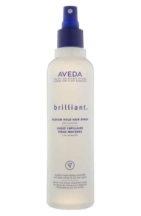 Main Image - Aveda brilliant™ Medium Hold Hair Spray