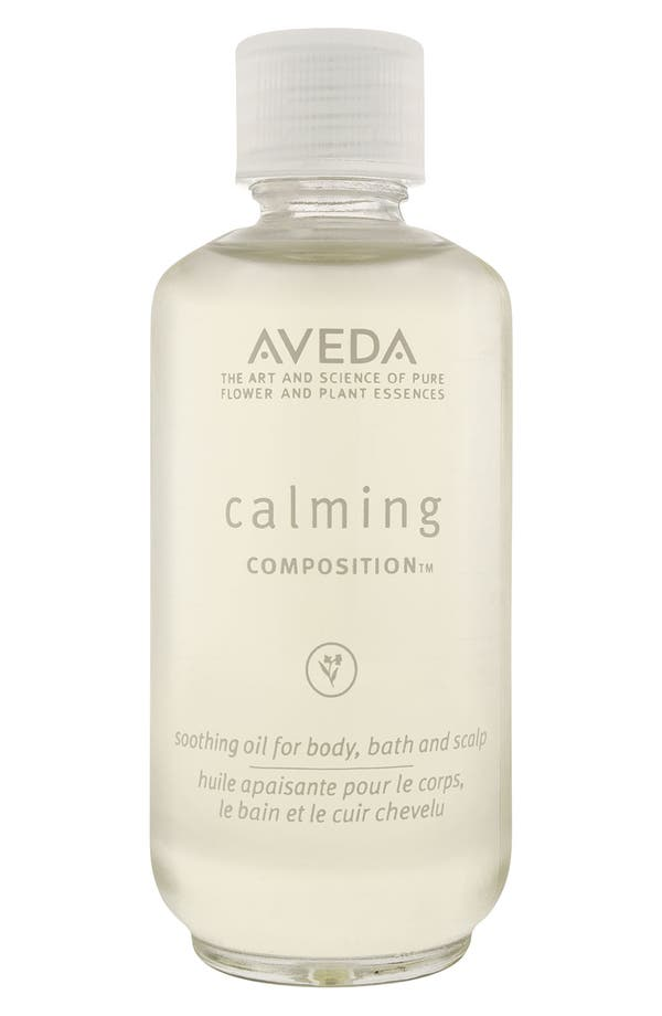 Alternate Image 1 Selected - Aveda 'Calming' composition™ Body Oil