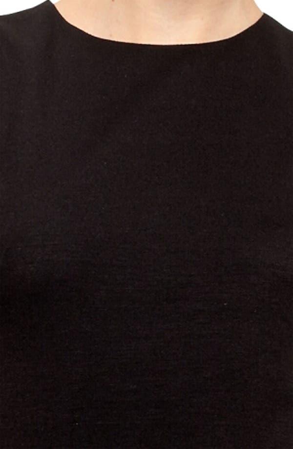 Alternate Image 3  - Akris punto A-Line Jersey Dress
