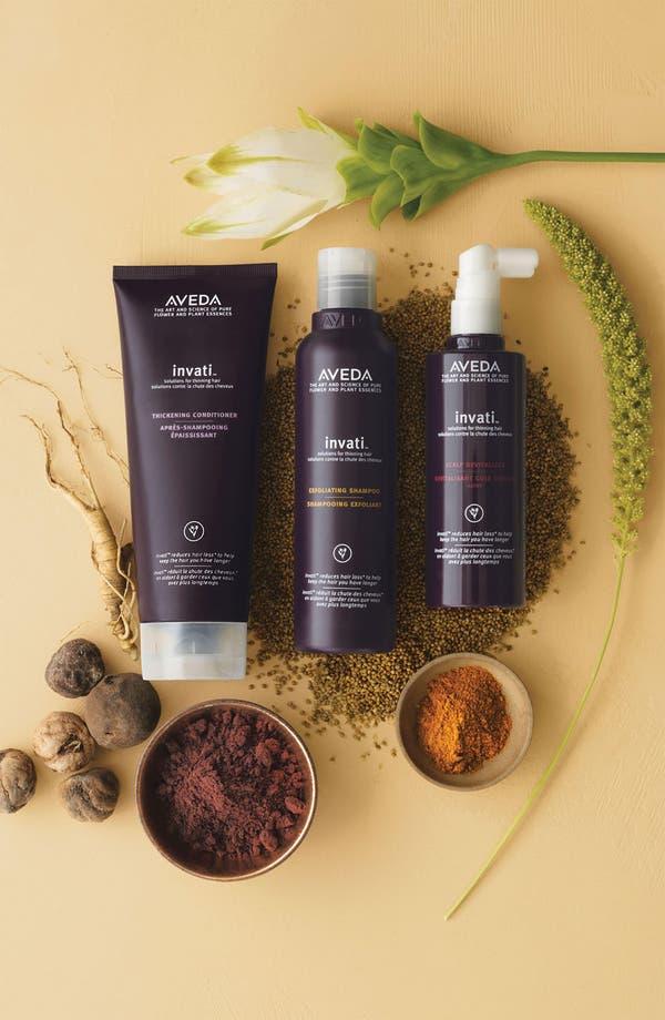 Alternate Image 4  - Aveda invati™ Exfoliating Shampoo