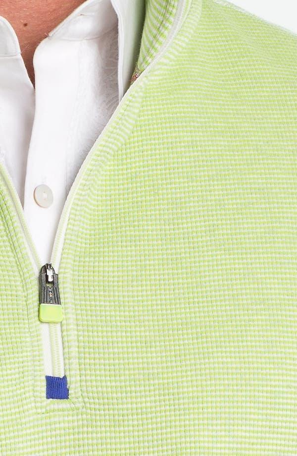 Alternate Image 2  - Robert Graham 'Gunther' Half Zip Pullover (Online Exclusive)