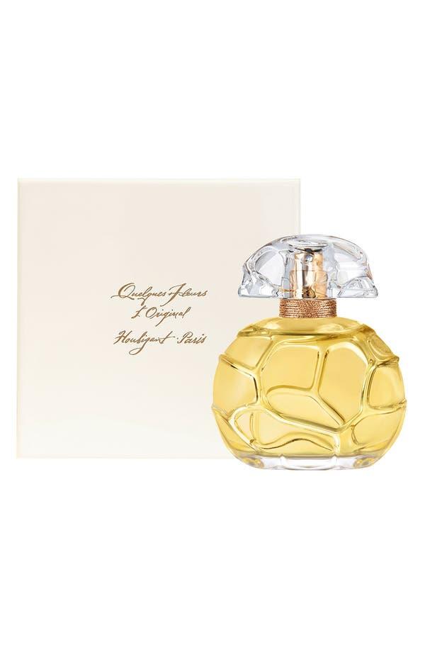 Alternate Image 2  - Houbigant Paris Quelques Fleurs 'L'Original' Parfum
