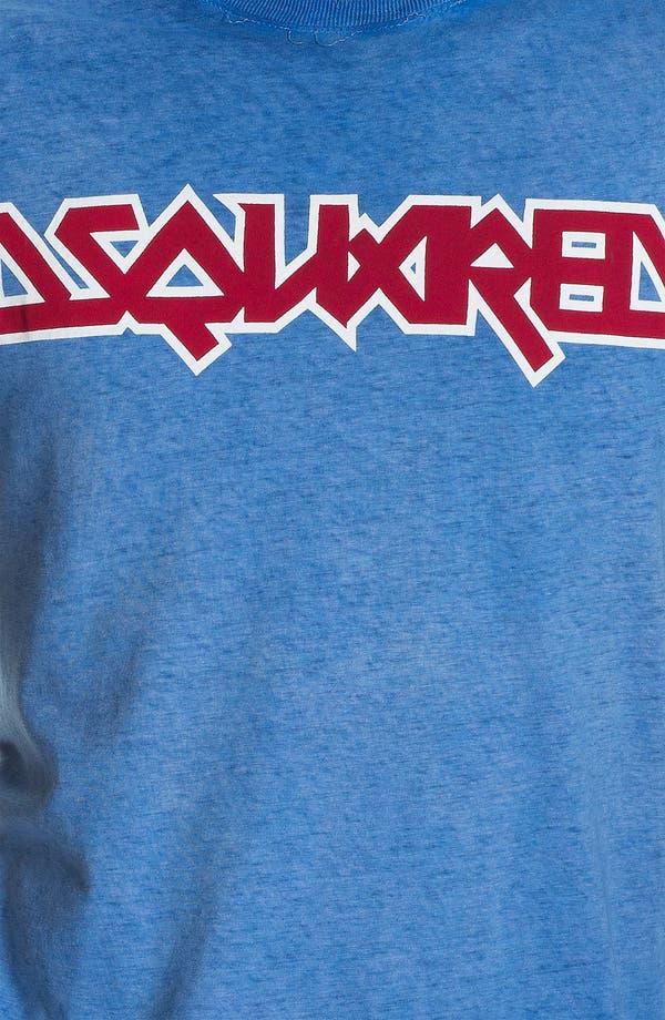 Alternate Image 3  - Dsquared2 Logo Print T-Shirt