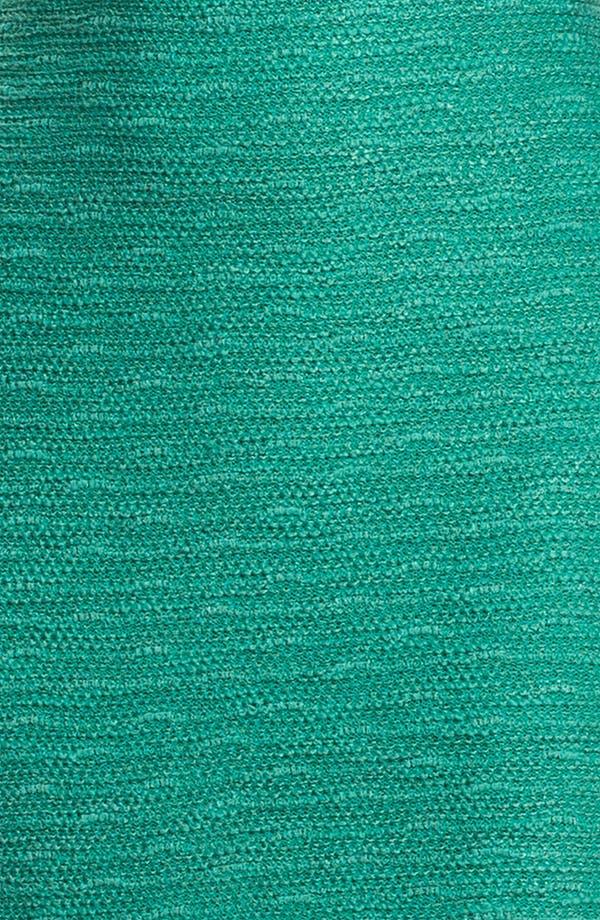Alternate Image 5  - St. John Collection 'New Shantung' Sheath Dress