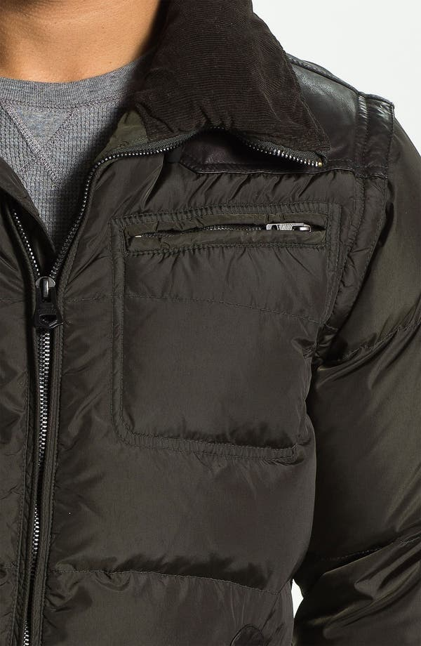 Alternate Image 3  - DIESEL® 'Wilkiam' Down Jacket