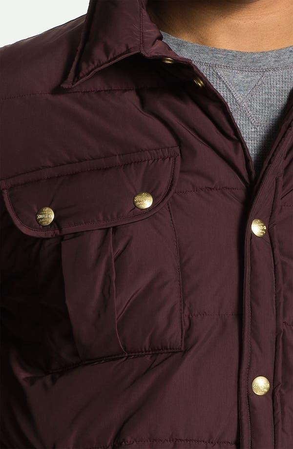 Alternate Image 3  - Scotch & Soda Quilted Jacket