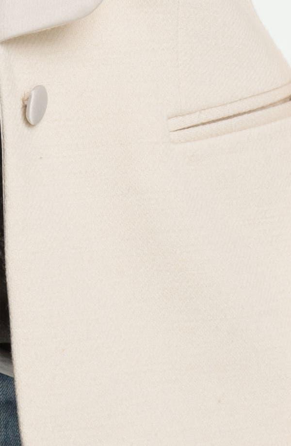 Alternate Image 3  - Maison Scotch Tux Lapel Blazer