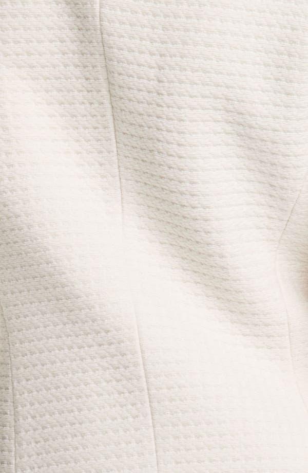 Alternate Image 3  - Trina Turk Textured Double Breasted Coat