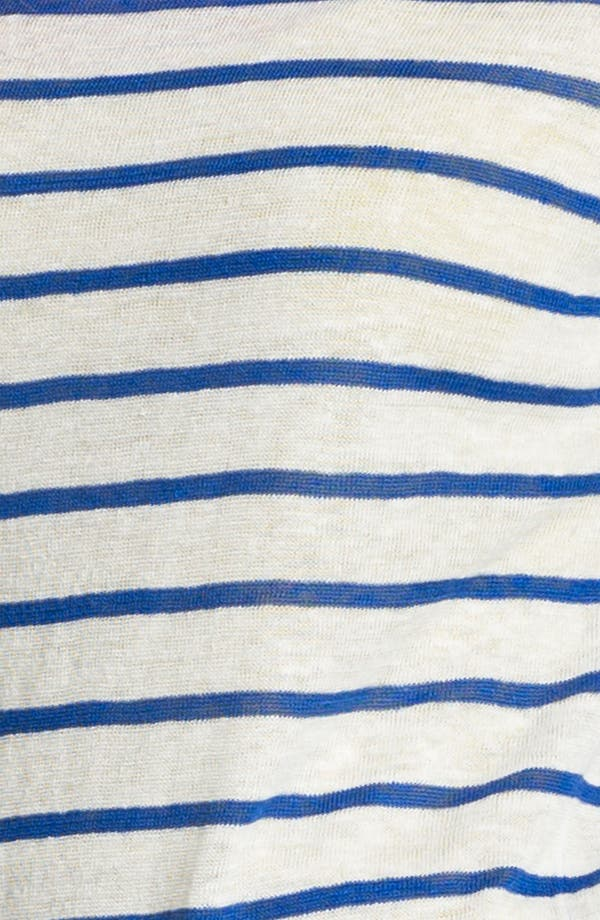 Alternate Image 3  - Vince Mixed Stripe Sweater