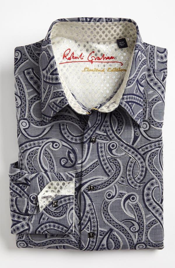 Alternate Image 2  - Robert Graham 'Corral' Sport Shirt