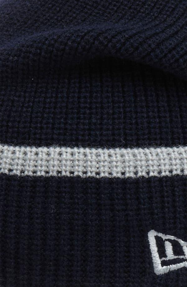 Alternate Image 2  - New Era Cap 'New York Yankees' Pop-Cuff Knit Beanie