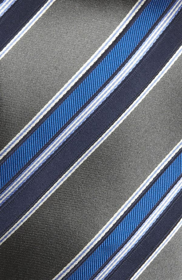 Alternate Image 2  - David Donahue Woven Silk Tie