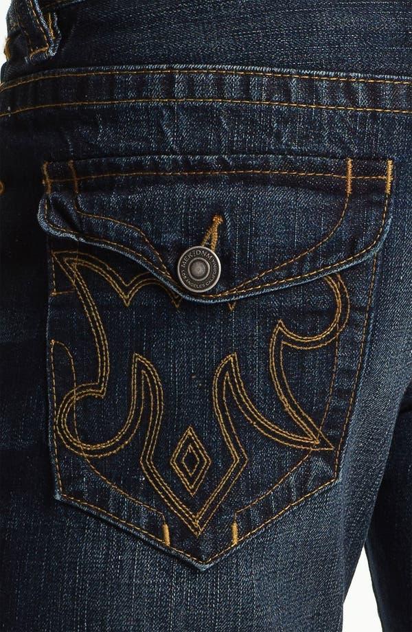 Alternate Image 4  - MEK Denim 'Tucker' Straight Leg Jeans (Chandler)