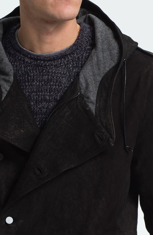 Alternate Image 3  - Joe's 'Sebastian' Leather Jacket