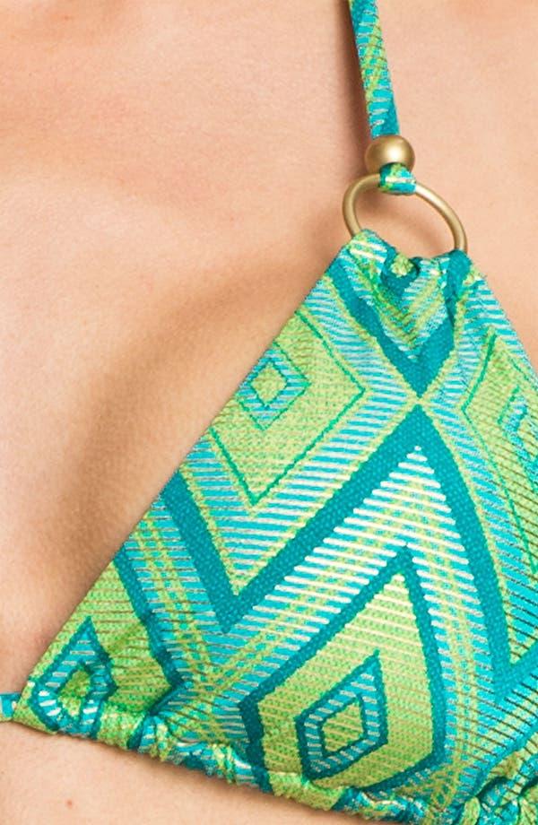 Alternate Image 5  - Vitamin A® 'Cosmo Delux' String Bikini Top